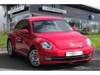 Used VW Beetle TDI BlueMotion (105PS) ** EX DEMONSTRATOR - ?500 DEPOSIT CONT