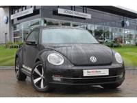 Used VW Beetle TDI (140 PS)SPORT EX-DEMO * LOW MILES STUNNING