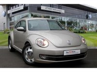 Used VW Beetle TDI BlueMotion (105PS) * VERY ECONOMICAL EX DEMO