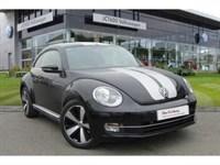 Used VW Beetle TDI (140 PS)