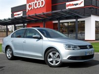 Used VW Jetta TDi SE DSG Bluemotion
