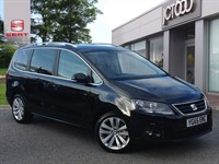 Used SEAT Alhambra TDI CR Style Advanced [184] 5dr DSG