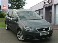 Used SEAT Alhambra SE Lux 177ps 5dr DEMONSTRATOR Over ??2500 woth of options.