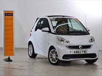Used Smart Car Fortwo Cabrio KW62FNC 54BHP Free Nation Wide Delivery & 0% APR