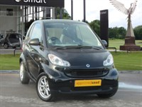 Used Smart Car Fortwo Coupe SD58HVJ 61bhp Pure Nation Wide Delivery Available