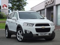 Used Chevrolet Captiva VCDi LTZ NAV 7 Seats 4X4