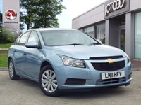 Used Chevrolet Cruze S 4dr Saloon