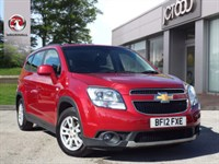 Used Chevrolet Orlando LT VCDI Auto 7 Seater