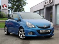Used Vauxhall Corsa VXR T-Lifetime warranty