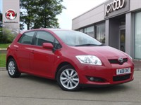 Used Toyota Auris VVTi T- Spirit 5 dr - One Owner full service history