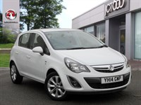 Used Vauxhall Corsa Excite 5dr, Bluetooth VAUXHALL-Lifetime Warranty/100000 Mil