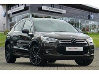 Used Citroen DS4 HDi 160 DSport - HIGH SPEC IMMACULATE
