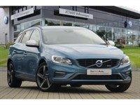 Used Volvo V60 D D2 (115bhp) R-Design - IMMACULATE CONDITION AS NEW