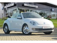 Used VW Beetle Cabriolet TDI (105 PS) BlueMotion