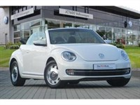 Used VW Beetle Cabriolet TDI (105 PS) - Ask About 3 Years FREE Servicing -Bl