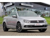Used VW Eos TDi Exclusive BlueMotion Cabriolet - Low Rate Finance and Fre