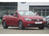 Used VW Golf Cabriolet TDI GT BMT (140 PS) DSG - Ask About 3 Years FREE Se