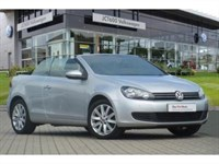 Used VW Golf Cabriolet TDI SE Bluemotion (140 PS)