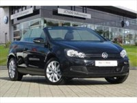 Used VW Golf Cabriolet TDI SE Bluemotion (105 PS) - PRE REG, DELIVERY 30th