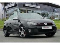 Used VW Golf Cabriolet TSI GTI (210 PS) - Ask About 3 Years FREE Servicing