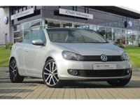 Used VW Golf Cabriolet TSI GT (160 PS) - Ask About 3 Years FREE Servicing