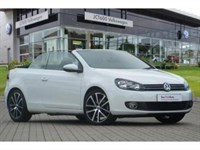 Used VW Golf Cabriolet TSI GT (160 PS)
