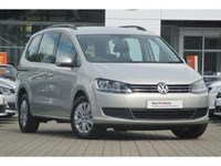 Used VW Sharan TDI SE - Ask About 3 Years FREE Servicing