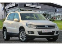 Used VW Tiguan TDI (140PS) 4WD SE Bluemotion - Ask About 3 Years FREE Servici