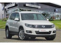 Used VW Tiguan TDI (140PS) 2WD Sport BlueMotion - Ask About 3 Years FREE Serv