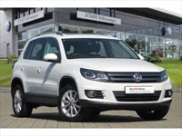 Used VW Tiguan TDI (140PS) 4WD SE BlueMotion DSG - Low Rate Finance and Free