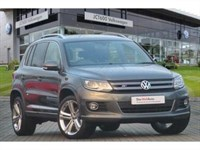 Used VW Tiguan TDI (177ps) 4Motion R Line BlueMotion DSG - PRE REGISTERED