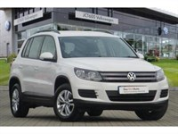 Used VW Tiguan TDI (140PS) 2WD S Bluemotion - Ask About 3 Years FREE Servicin