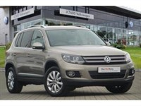 Used VW Tiguan TDI (140PS) 4WD Match BMT - Ask About 3 Years FREE Servicing