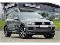Used VW Touareg TDI V6 R Line (204 PS) - Low Rate Finance and Free Servicing