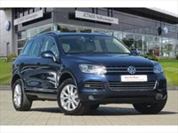 Used VW Touareg TDI V6 Altitude (240 PS) - Low Rate Finance and Free Servicin