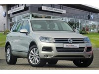 Used VW Touareg TDI V6 SE (245 PS) - Ask About 3 Years FREE Servicing