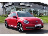 Used VW Beetle Cabriolet TDI (110 PS) BMT