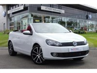 Used VW Golf Cabriolet TDI GT Bluemotion (140 PS)
