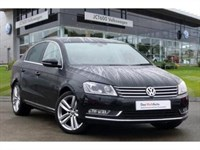 Used VW Passat TDI Executive Style BlueMotion (140 PS)
