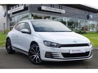 Used VW Scirocco TDI GT BMT (150 PS) DSG
