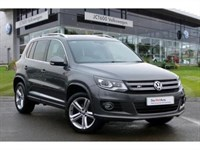 Used VW Tiguan TDI (140ps) 4Motion R Line BlueMotion