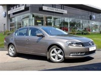 Used VW Passat TDI CR SE (140 PS)