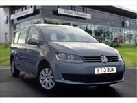 Used VW Sharan TDI S (115 PS)