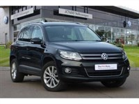 Used VW Tiguan TDI (140PS) 4WD SE Bluemotion - 1 OWNER CRUISE CONTROL PAR