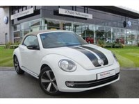 Used VW Beetle Cabriolet TDI (140 PS)