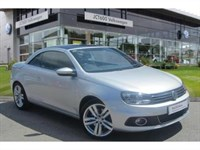 Used VW Eos TDi Sport BlueMotion Cabriolet - One owner, full service hist
