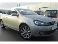 Used VW Golf Cabriolet TDI SE Bluemotion (105 PS)