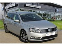 Used VW Passat TDI Sport BlueMotion (140 PS)