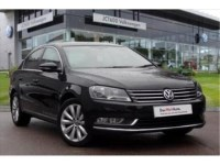 Used VW Passat TDI Highline BlueMotion DSG - Ex demo