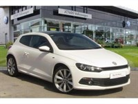 Used VW Scirocco TDI R Line (168 PS) DSG